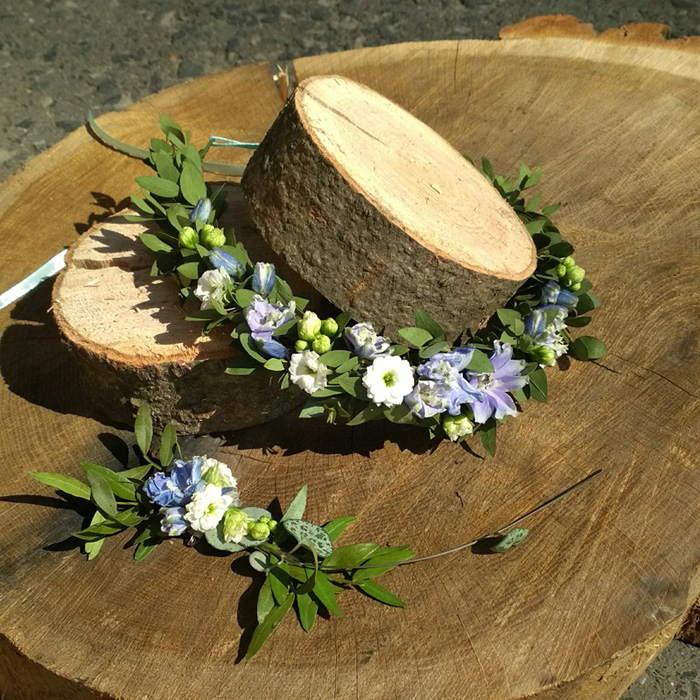 Wianki komunijne kwiaciarnia Dąbrowa Górnicza
